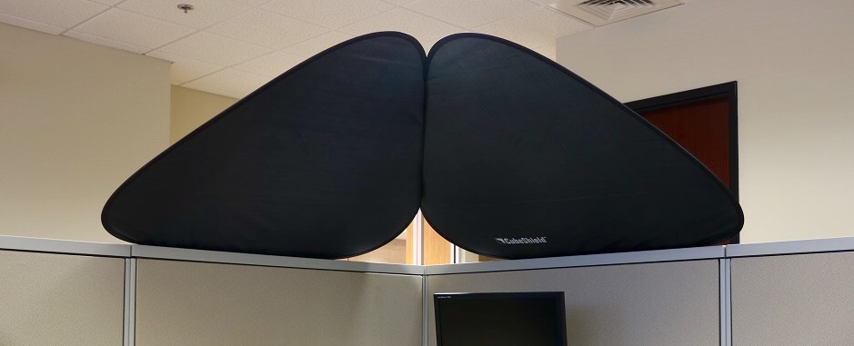 Cubeshield Remove Glare Improve Privacy Enhance