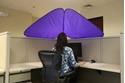 Under CubeShield Purple